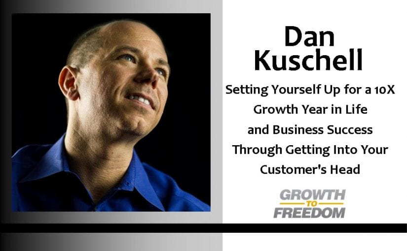 Setting Yourself Up for a 10X Growth Year, Personally and in Your Business PLUS: Business Success Through Getting Into Your Customer's Head [PODCAST 44]