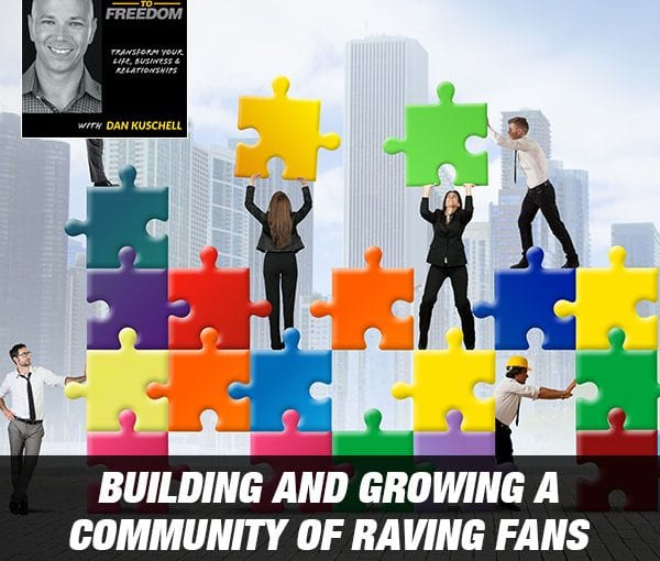 Building And Growing A Community Of Raving Fans with Jonathan Cronstedt [Podcast 206]