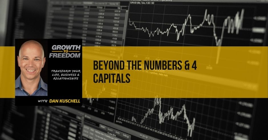 Beyond the Numbers & 4 Capitals