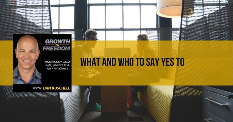 What and who to say yes | 328